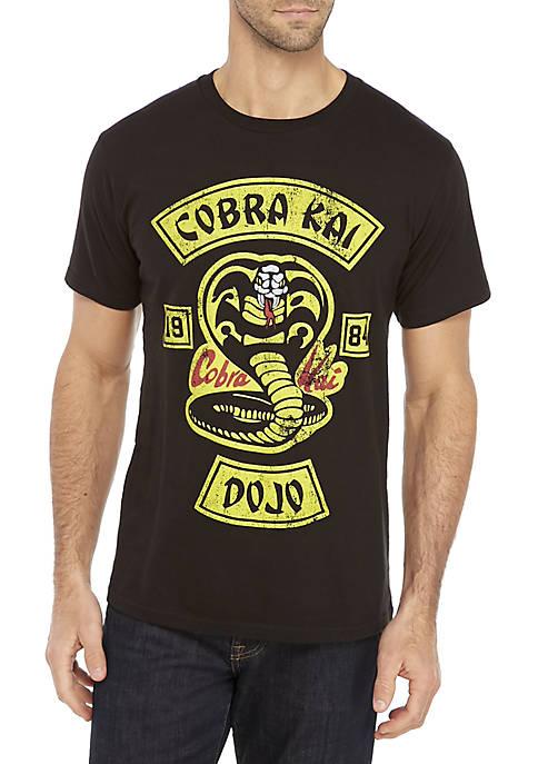 Philcos Cobra Kai Dojo Graphic T-Shirt