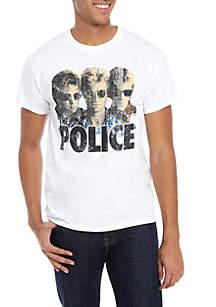 Philcos The Police Short Sleeve Shirt