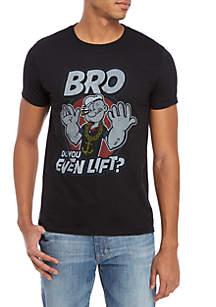 Philcos Do You Even Lift Popeye Short Sleeve Shirt