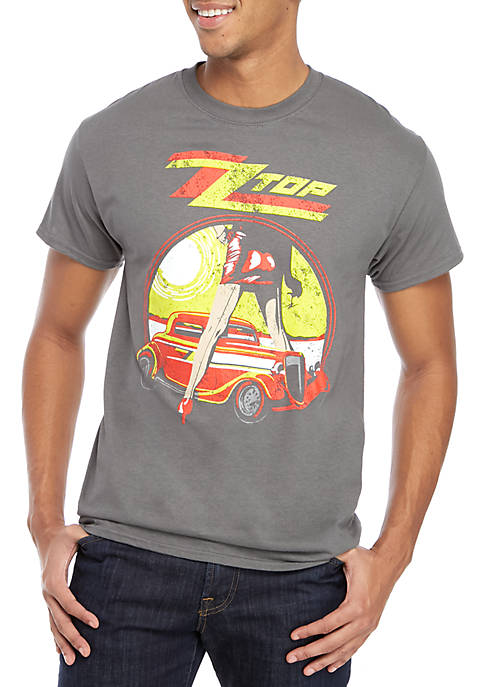 ZZ Top Eliminator Short Sleeve Shirt