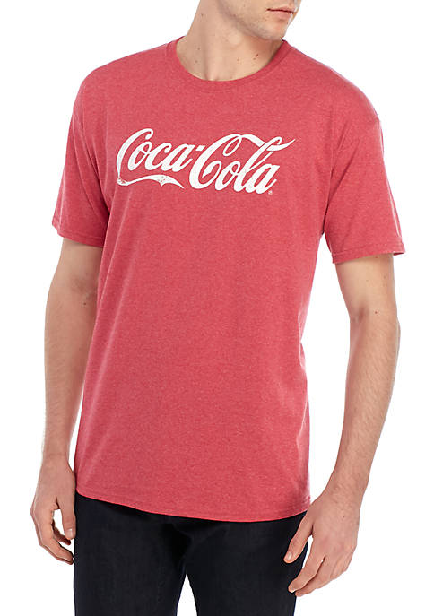 Fifth Sun™ Big & Tall Distressed Coke Graphic