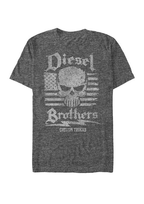 Fifth Sun™ Big & Tall American Diesel Graphic