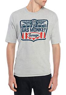 Fifth Sun™ Big & Tall Monkey Patch Graphic T Shirt