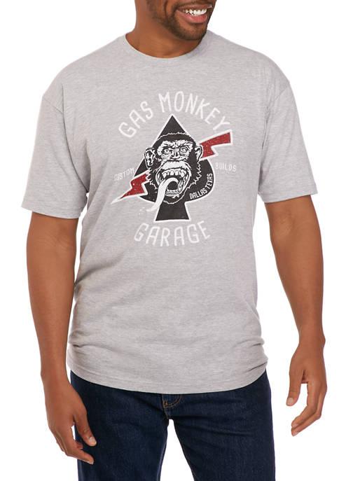 Fifth Sun™ Big & Tall Gas Monkey Garage