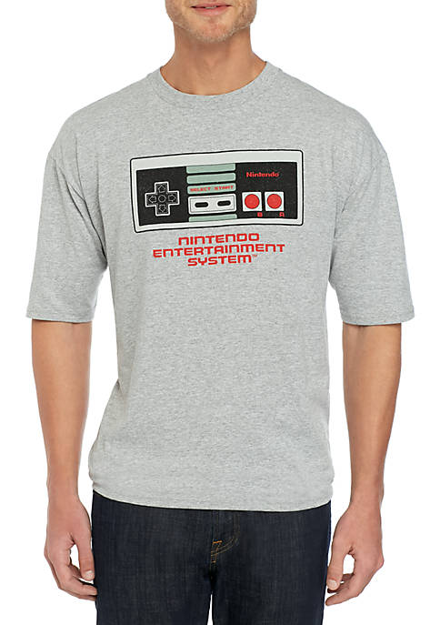 Fifth Sun™ Big & Tall Nintendo Controller Graphic