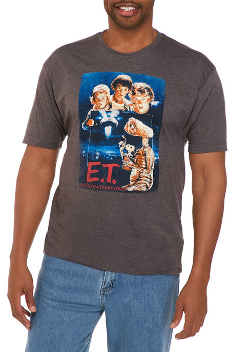 Fifth Sun™ Big & Tall Vintage E.T. Poster