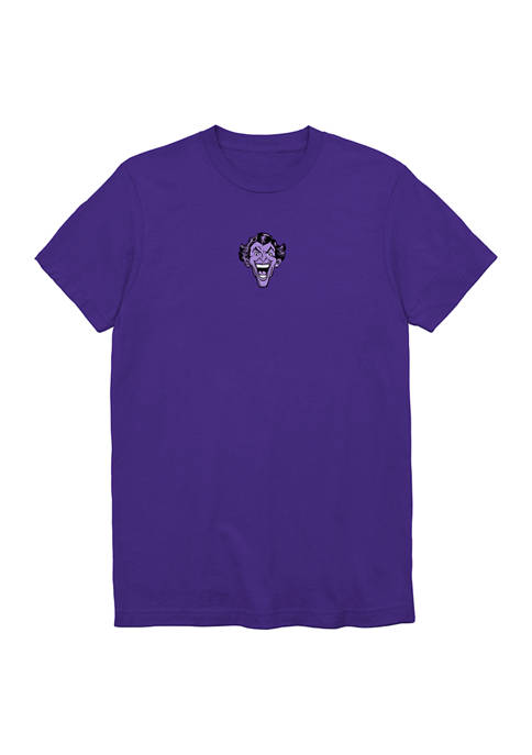 Batman™ Joker Head Comic Graphic T-Shirt