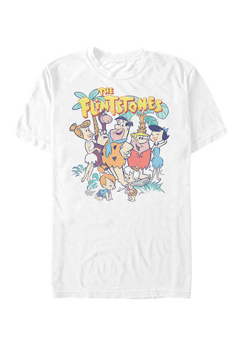 Cartoon Network Fuel Now Graphic T-Shirt