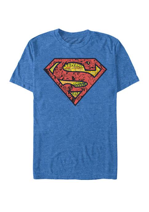 Big & Tall Inside Comics Graphic T-Shirt
