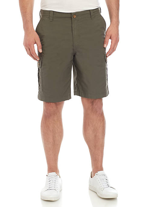 Salt Cove Stretch Ripstop Cargo Shorts