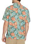 Salt Cove Floral Print Shirt