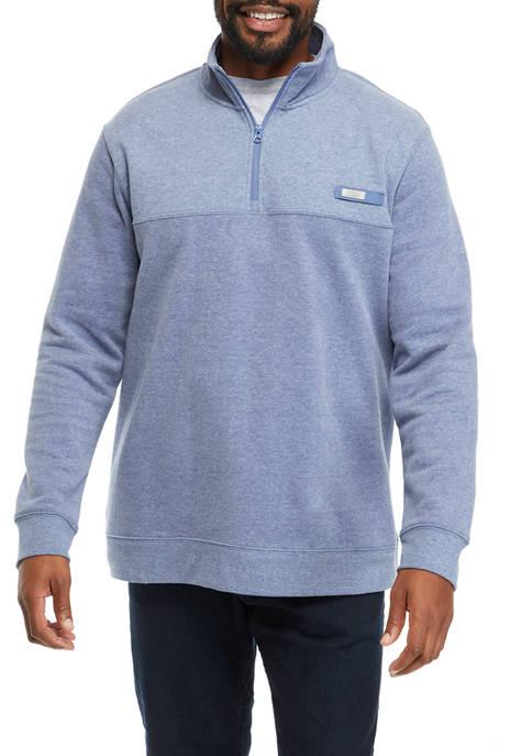 Ocean & Coast® Big & Tall 1/4 Zip