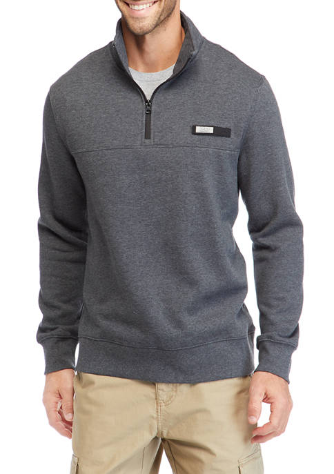 Ocean & Coast Mens 1/4 Zip Fleece Pullover