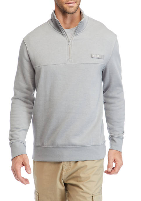 Ocean & Coast® 1/4 Zip Fleece Pullover