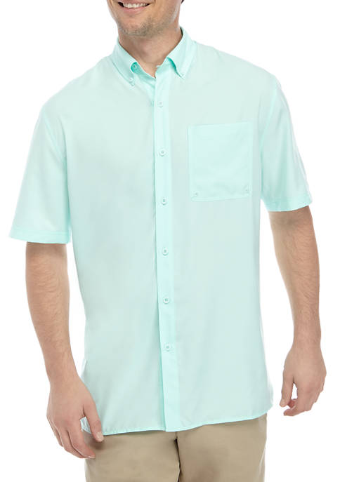 Ocean & Coast® Mens Short Sleeve One Pocket