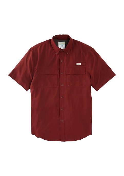 Ocean + Coast® Short Sleeve Fishing Shirt