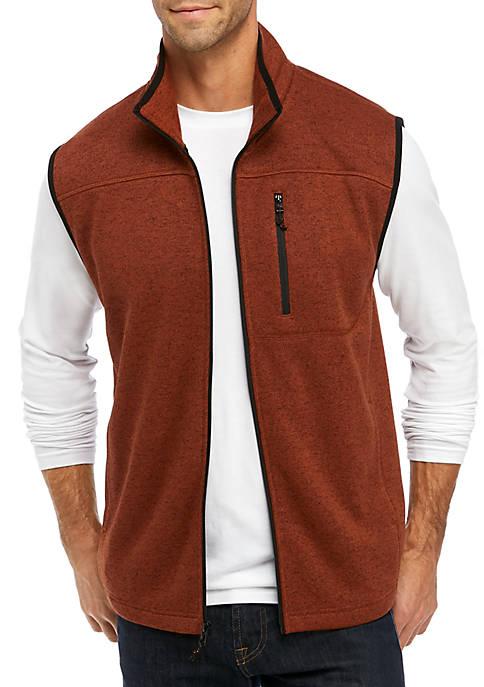 Ocean & Coast® Fleece Sweater Vest