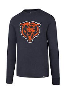Chicago Bears Long Sleeve Club Tee