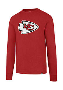 Kansas City Chiefs Long Sleeve Club Tee