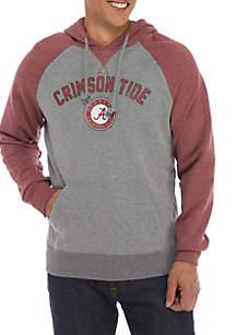 Alabama Crimson Tide Raglan Hoodie