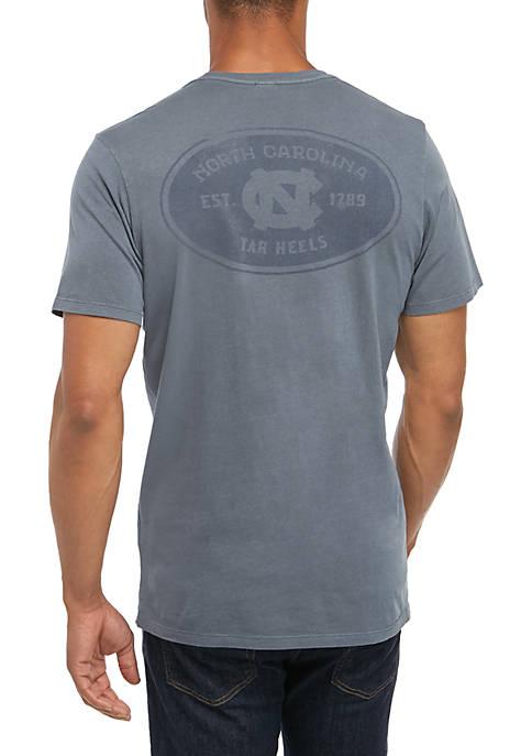 47 Brand NCAA UNC Tar Heels Short Sleeve