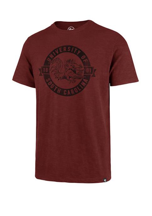 47 Brand Mens NCAA South Carolina Gamecocks T-Shirt