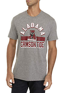 Alabama Crimson Tide Crew Neck Tee