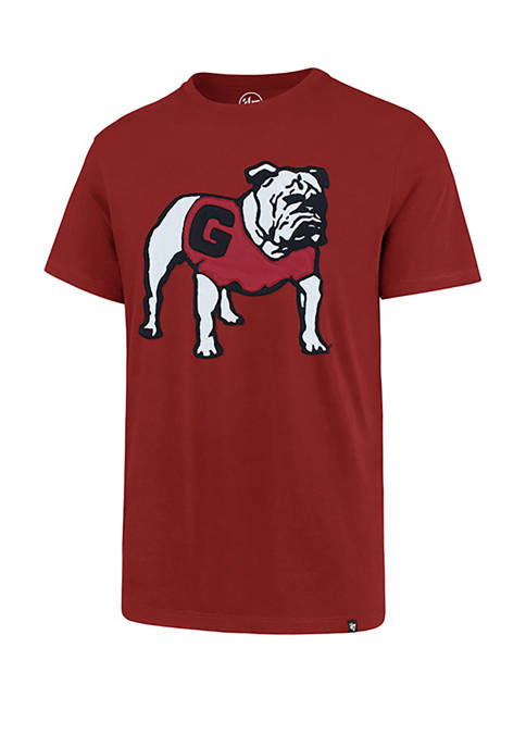 47 Brand NCAA Georgia Bulldogs Short Sleeve T-Shirt