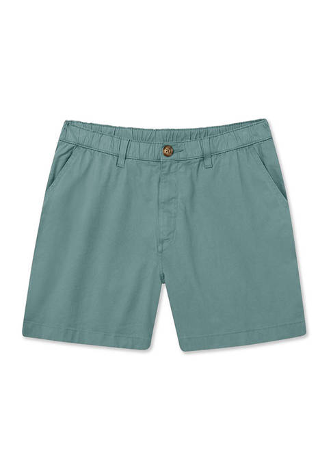 CHUBBIES 5.5 Inch The Rangers Stretch Shorts