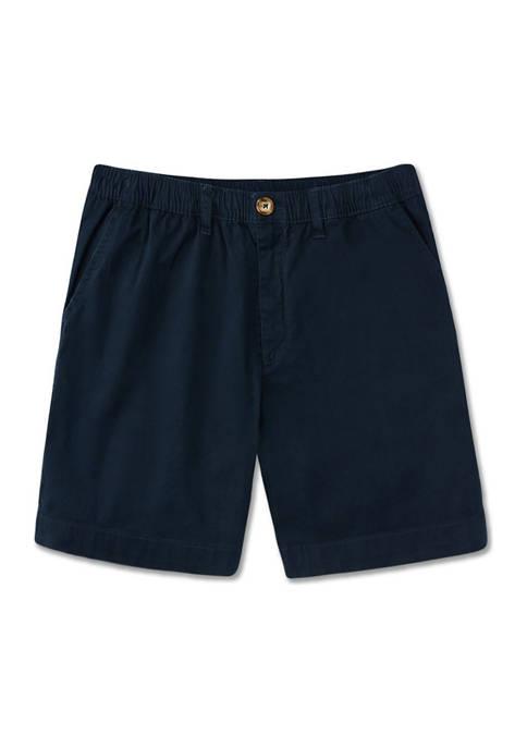 Original Elastic Waistband Shorts