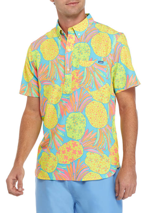 CHUBBIES The Pinetoppers Button Down Shirt