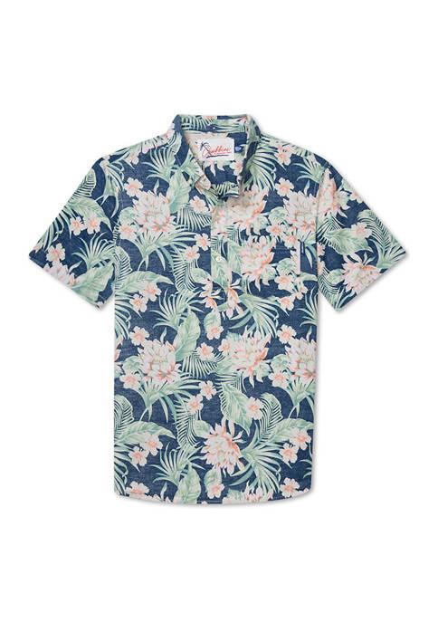 CHUBBIES The Resort Wear Button Down Shirt