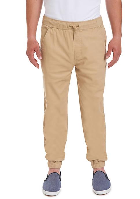 Nautica Uniforms Boys Jogger Pants