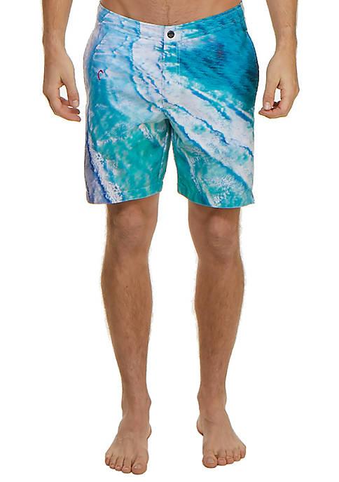JACHS Windsurf Swim Trunks