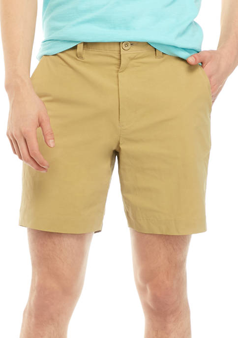 Crown & Ivy™ Mens 7 Inch Performance Shorts