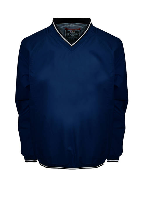 Mens Elite Windshell Pullover Jacket