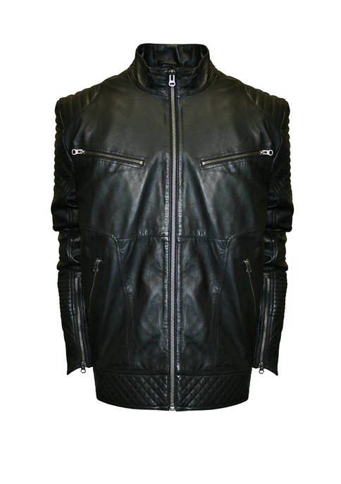 Mens Raw X Moto Jacket
