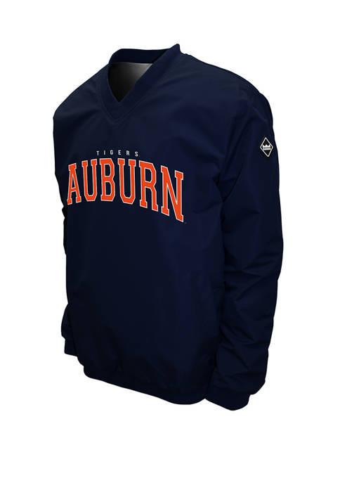 Franchise Club NCAA Auburn Tigers Members Windshell Jacket