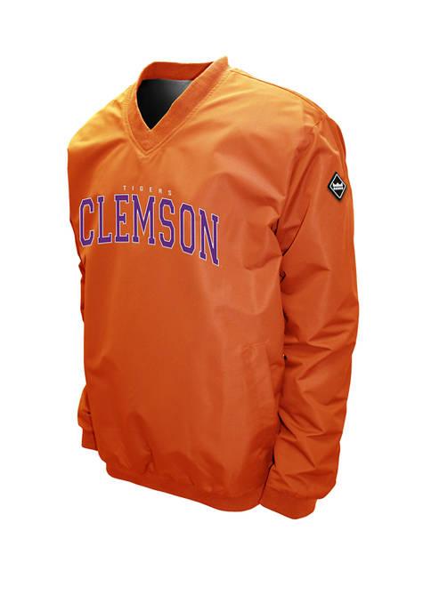 NCAA Clemson Tigers Members Windshell Jacket