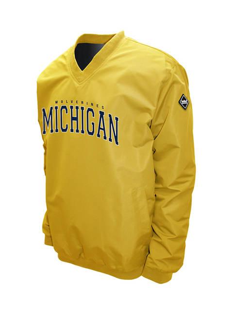 NCAA Michigan Wolverines Members Windshell Jacket