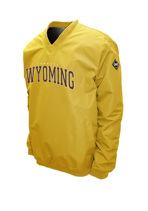 NCAA Wyoming Cowboys Members Windshell Jacket