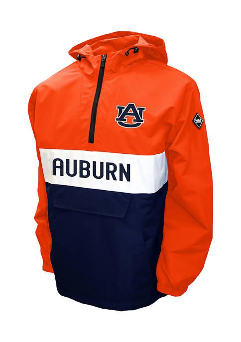 Big & Tall NCAA Auburn Tigers Alpha Anorak Jacket