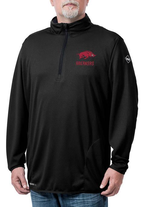 Franchise Club NCAA Arkansas Razorbacks Flow Thermatec Quarter