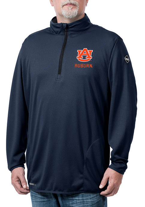 Franchise Club NCAA Auburn Tigers Flow Thermatec Quarter