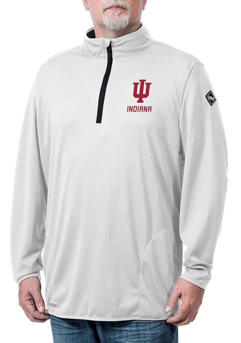 Franchise Club NCAA Indiana Hoosiers Flow Thermatec Quarter