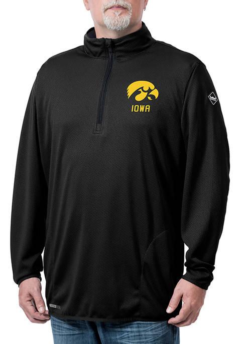Franchise Club NCAA Iowa Hawkeyes Flow Thermatec Quarter