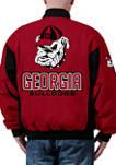 NCAA Georgia Bulldogs Top Dog Twill Jacket
