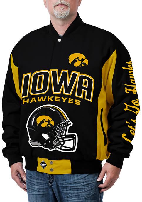 Franchise Club NCAA Iowa Hawkeyes Top Dog Twill
