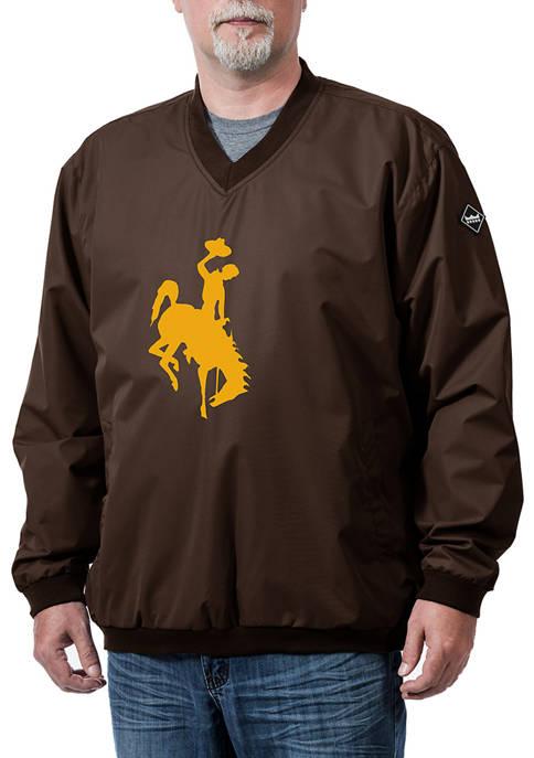 NCAA Wyoming Cowboys Franchise Logo Pullover