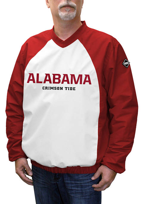 NCAA Alabama Crimson Tide Game Day Pullover
